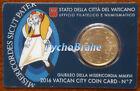 COIN CARD 2016 VATICANO GIUBILEO MISERICORDIA Coincard JUBILEE MERCY VATICAN BU