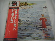 GENESIS-Foxtrot JAPAN Press w/OBI Peter Gabliel Phil Collins Steve Hackett Yes