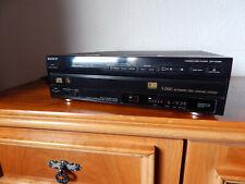 Sony CDP-C500M - 5 fach CD- Wechsler - 35,5cm Breit - 12Monate Gewährleistung