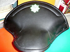 "BSA M20/21/A7 AND CLASSIC BIKES ""REPLACEMENT SEAT COVER LARGE"