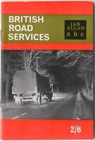 BRS British Road Services Ian Allan abc book 1963 Pub. No. BRS/1259/45