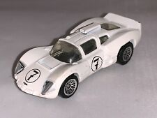 Hot Wheels 2002 Chaparral 2D White Malaysia #7 First Editions 9/42