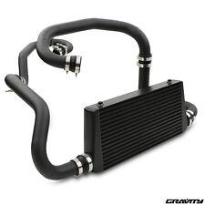 LEGA NERA KIT DI MONTAGGIO ANTERIORE INTERCOOLER FMIC per Subaru Impreza GC8 WRX STI