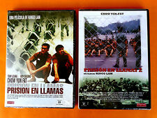 PRISION EN LLAMAS / PRISION EN LLAMAS 2 - Gaam yuk fung wan - Precintada