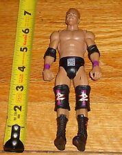 2011 WWF WWE Mattel Zack Ryder loose Wrestling Figure Black tights