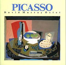 DAVID MURRAY OCTET  Picasso / DIW - 879 , JAPAN