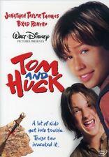 Tom and Huck (DVD Used Very Good) CLR/CC/Hifi/Clam