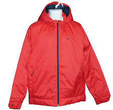 NEW Nike AD Athletic Department Thermal Insulated PILOTS Jacket Red M