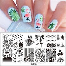 Nail Art Stamp Plate Template Mandala Damask Paisley DIY Manicure Tip