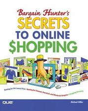Bargain Hunter's Secrets to Online Shopping-ExLibrary