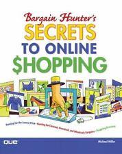 Bargain Hunter's Secrets to Online Shopping-ExLibrary
