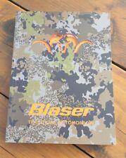 More details for blaser 2021/2022 catalogue