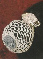 Crochet Pattern ~ MESH SNOOD ~ Instructions