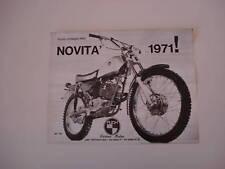 advertising Pubblicità 1971 MOTO PUCH MC 125