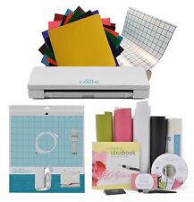 Silhouette Cameo 3 with 10 Sheets ORACAL 631, Transfer Tape, Vinyl Starter Kit