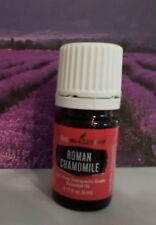 New!  Young Living ROMAN CHAMOMILE 5ml Essential Oil Sealed Fresh-100%Pure
