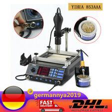 Digital SMD soldador entlöten BGA estacion soporté hot air Gun YiHua 853aaa