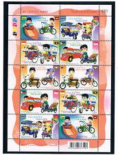 THAILAND 2015 ASEAN Vehicles F/S (3b x 10)