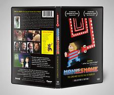 MAN VS SNAKE - Region Free DVD