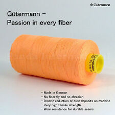 Gutermann Mara 30 100% Polyester Threads, 300 M, 1 Spool, CHOOSE YOUR OWN COLOR