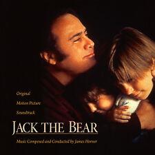 JACK THE BEAR CD James Horner LA-LA LAND Score SOUNDTRACK Ltd Ed EXPANDED New!