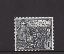 1929 PUC £1 superb used SG 438