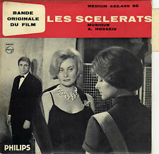 BOF LES SCELERATS ROBERT HOSSEIN FRENCH ORIG EP OST