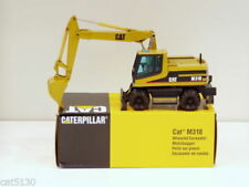8 Caterpillar Rare Excavator Collection 1980s