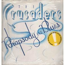 The Crusaders Lp Vinile Rhapsody And Blues / MCA 250 535-1 Sigillato