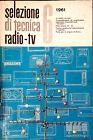 SELEZIONE DI TECNICA RADIO-TV. N.6. 1961