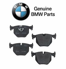 For BMW E38 E39 E46 E53 E60 E83 X3 X5 Rear Brake Pad Set Genuine 34213403241
