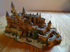 Hohenzollern Castle, Baden-Wurttemberg, Ge; Danbury Mint Enchanted Castles of Eu