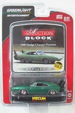 GREENLIGHT AUCTION BLOCK SERIES 14 1969 DODGE CHARGER DAYTONA RLT