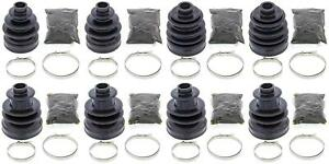 Complete Front & Rear Inner & Outer CV Boot Repair Kit Can-Am Renegade 800 X 09