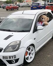 Ford fiesta st supercharged