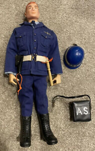 Vintage Hasbro 1967 G.I. Joe Air Security Set In Amazing Condition.