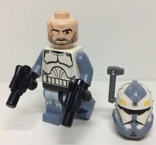 Lego Star Wars Commander Wolffe Custom lot Wolfpack 7964 75157 Clone trooper Rex
