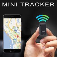 Magnético Mini GPS Rastreador localizador coche tiempo real GSM/GPRS Voz récord