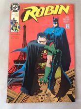 Robin - 1st Mini Sreies (Jan/91 DC Comics)