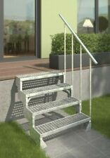 Steel Steps DOLLE GARDENTOP Outdoor Staircase Starter Pack