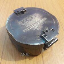 Antique Brass Brunton Compass Kelvin & Hughes London