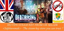 Dead Rising 2 Steam key NO VPN Region Free UK Seller