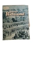 Road To Richmond Strategy & Tactics #60 SPI Unpunched, Unplayed & 100% Complete