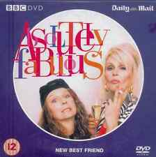 ABSOLUTELY FABULOUS: NEW BEST FRIEND: PROMO DVD/JOANNA LUMLEY, JENNIFER SAUNDERS