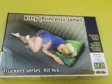 1/24  MASTERBOX   KITTY  (PRINCESS) JAMES        (24046)     50g