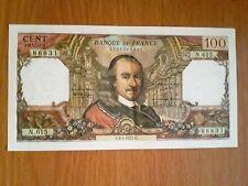 Billet 100 francs Corneille SPL