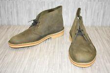 Clarks Desert Chukka Boot - Men's Size 12M - Green NEW!!