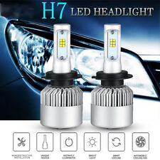 H7 520W 52000LM LED Headlight Kit High Low Beam Bulbs CREE 6500K Power LED Light