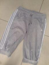 Women's Adidas Climalite Sports Running 3/4 Stretch Pants Yoga Capri M (12/14)