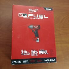 """Milwaukee 2754-20 M18 FUEL 3/8"""" Compact Impact Wrench w/ Friction Ring  275420"""